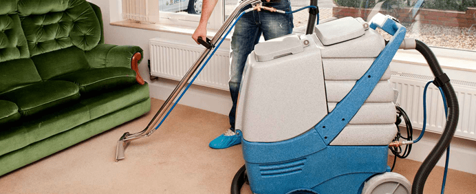 Carpet Steam and Dry Cleaning